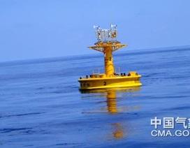 Trung Quốc thả 2 phao tiêu quan trắc hải dương tại Biển Đông