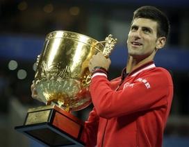 Đánh bại Nadal, Djokovic vô địch Trung Quốc mở rộng