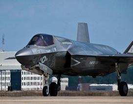 Lockheed Martin giành hợp đồng nâng cấp mẫu F-35A