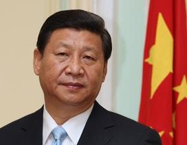 Chủ tịch Trung Quốc tiếp tục bao biện về các hành động ở Biển Đông
