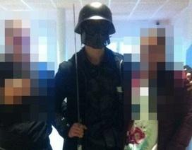Thụy Điển chấn động vì kẻ bịt mặt cầm gươm tấn công trường học, 2 người chết