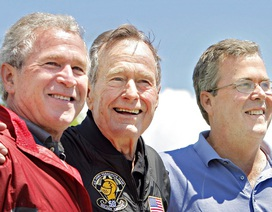 Gia tộc chính trị Bush và tham vọng tổng thống thứ 3