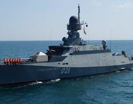 Nga trang bị tên lửa Kalibr cho tất cả các hạm đội