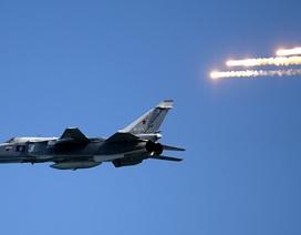 Không quân Nga đạt được gì sau gần 1 tháng không kích tại Syria?