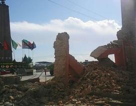 Động đất 7,5 độ richter rung chuyển Nam Á, ít nhất 100 người chết