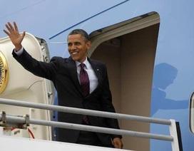 Tổng thống Mỹ sẽ đến châu Á tháng tới
