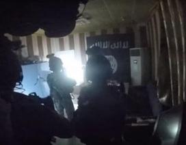 IS hành quyết dã man 4 chiến binh người Kurd