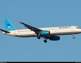 Máy bay Nga gặp trục trặc kỹ thuật trước khi rơi