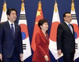 Trung-Nhật -Hàn nhất trí giải quyết các vấn đề lịch sử