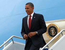 Tổng thống Obama dự kiến có chuyến thăm lịch sử tới Lào năm tới