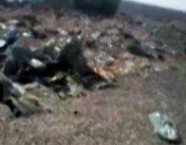 Xuất hiện video mới về hiện trường tai nạn máy bay Nga