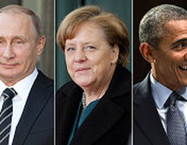 Tổng thống Putin là nhân vật quyền lực nhất thế giới năm 2015