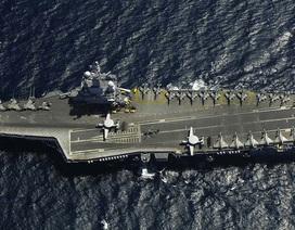 Chiến đấu cơ Pháp lần đầu xuất kích từ tàu sân bay để diệt IS
