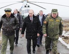 Nga: Xây dựng hệ thống căn cứ quân sự chiến lược ở Bắc Cực