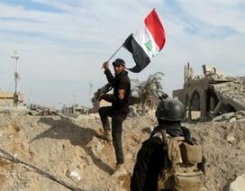 Ramadi-điểm nhấn trong cuộc chiến chống IS của Baghdad