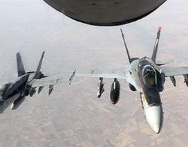 Mỹ thừa nhận đốt tiền không kích IS gấp 4 lần Nga