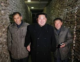 Kim Jong-un tậu xe limousine bọc thép của Đức