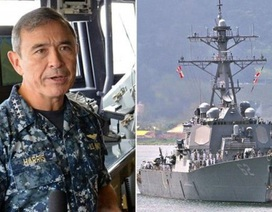 Trung tướng Phạm Xuân Thệ: Tuần tra 12 hải lý là 'phép thử siêu cường'
