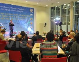 Nhiều hoạt động ý nghĩa kỷ niệm 40 năm lập quan hệ Việt-Đức