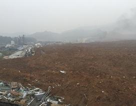 Hé lộ một phần nguyên nhân gây ra vụ lở đất kinh hoàng ở Trung Quốc