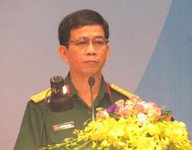 Đại tướng Phùng Quang Thanh chúc mừng hội thảo gìn giữ hòa bình