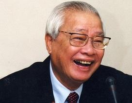 Thư Thủ tướng Võ Văn Kiệt gửi Bộ Chính trị 20 năm trước