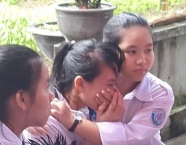 Học sinh lớp 9 bị điện giật chết ngay trước cửa lớp