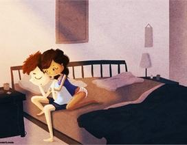 Rớt nước mắt với những khoảnh khắc giản dị của tình yêu