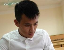 Cầu thủ Công Vinh thi vào trường ĐH Luật Hà Nội