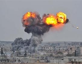Syria đắc lợi khi phương Tây đánh IS?