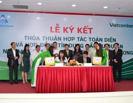 Vietcombank tài trợ 530 tỷ đồng đầu tư dự án Nhà máy sữa đậu nành Vinasoy Bình Dương