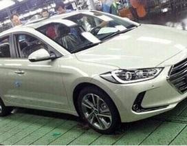 Hyundai Avante thế hệ mới lộ diện