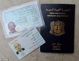 Hé lộ đường dây buôn bán giấy tờ Syria giả cho người di cư đến châu Âu