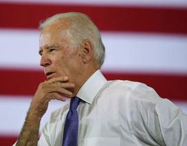 """""""Phó tướng"""" Joe Biden cân nhắc tranh cử tổng thống Mỹ"""