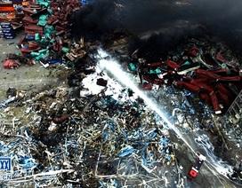 Trung Quốc xác nhận có chất hóa học cực độc tại hiện trường vụ nổ ở Thiên Tân
