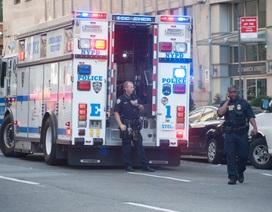 Nổ súng tại tòa nhà liên bang ở New York, 2 người chết