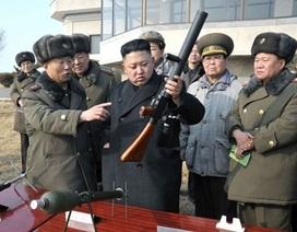 """Triều Tiên tuyên bố sẵn sàng cho """"chiến tranh tổng lực"""""""
