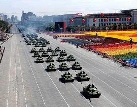 Trung Quốc sắp khoe 200 máy bay, nhiều vũ khí mới trong lễ duyệt binh