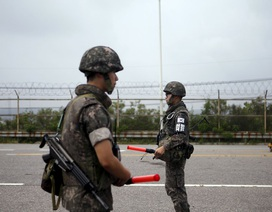 Triều Tiên đã triển khai pháo tới khu phi quân sự