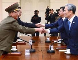Hai miền Triều Tiên họp thâu đêm, tiếp tục đàm phán vào hôm nay