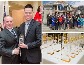 9X Việt lọt top 20 xuất sắc nhất Mỹ về thành tích học tập 2015
