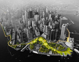 Chuyện chống ngập tại các thành phố lớn trên thế giới