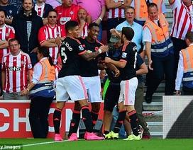 Southampton 2-3 Man Utd (kết thúc)