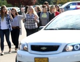 Xả súng kinh hoàng tại đại học Mỹ, 9 người chết