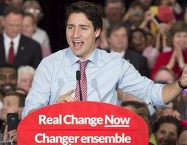 Lưu bút của Thủ tướng đắc cử Canada được trả giá ngất ngưởng