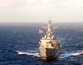 Liên minh châu Âu ủng hộ Mỹ tuần tra Biển Đông