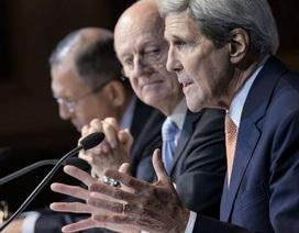 Mỹ sẽ triển khai lính đặc nhiệm tới Syria