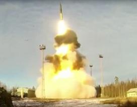 Nga thử hàng loạt tên lửa trên khắp cả nước