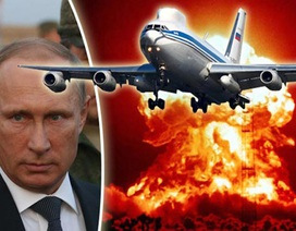 """Nga tung máy bay """"ngày tận thế"""" ứng phó NATO"""
