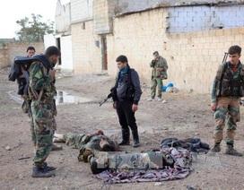 """""""Vụ Paris"""" thay đổi quan điểm của phương Tây về ông Assad"""